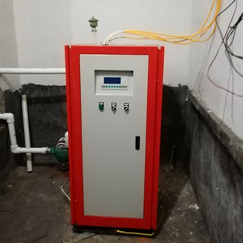 QXD60电热水锅炉安装