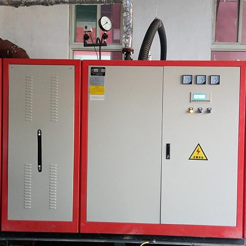 电蒸汽锅炉安装
