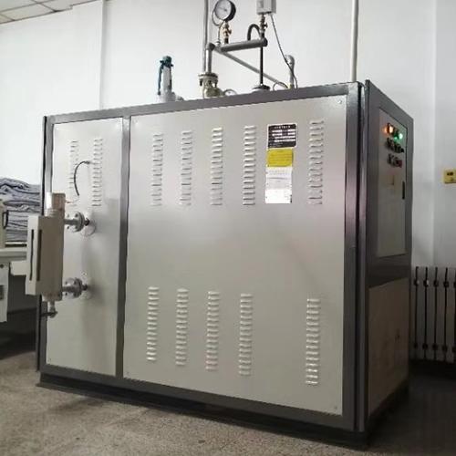 免检电热蒸汽发生器现场安装