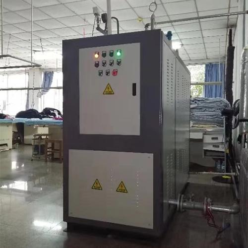 电热蒸汽发生器现场安装