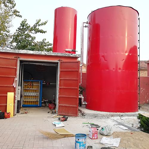 立式蓄热式电锅炉