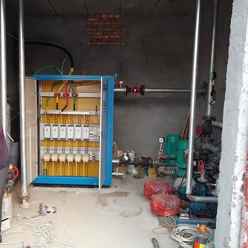 QXD216蓄热型电热水锅炉