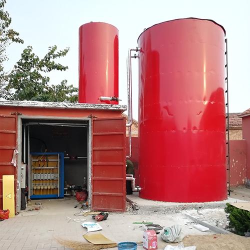 QXD-XR型蓄热式电热水锅炉