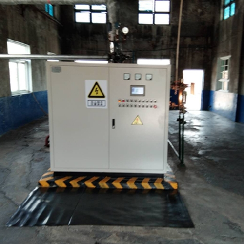 橡胶硫化电加热蒸汽锅炉